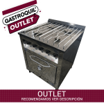 Cocina Morelli Discontinuada 75 Outlet